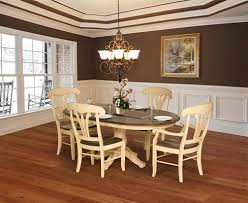 Country Dining Table Oval Dining Table French Country Chandelier Amish Country Dining