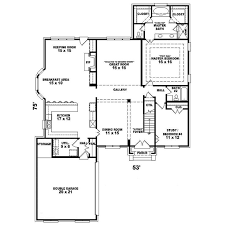 Floor Plans For Small Houses With 3 Bedrooms 71 Best House Plans Images On Pinterest House Floor Plans