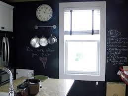 how to paint a kitchen chalkboard wall how tos diy decorate chalkboard wall