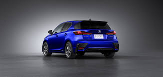 lexus is hatchback lexus gives 2018 ct 200h a final facelift and drops it from u s