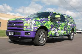 Ford Raptor Truck Wraps - matte vehicle wrap archives connecting signs