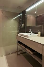 Vanity Plus Apartment Exclusively Trendy And Smart Monochromatic Apartment In