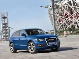 Audi Q5 White - audi q5 2009 pictures information u0026 specs