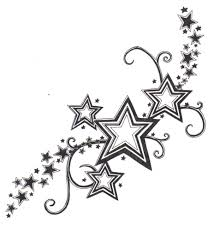 best star tattoos designs