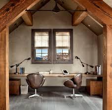 chalet bureau chalet de luxe dans le montana offrant des vacances en montagne