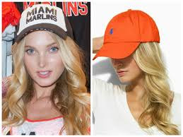 the best hairstyles to wear with a baseball cap hair world magazine