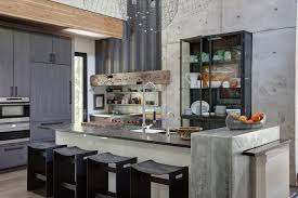 impressive commercial kitchen design chicago with family room and