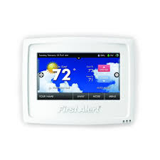 Wifi Thermostats Thermostats The Home Depot