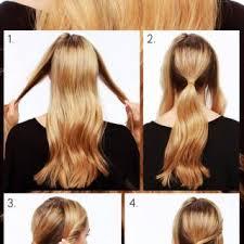 Frisuren Lange Haare Banane by Spektakulär Frisuren Lange Haare Banane Deltaclic