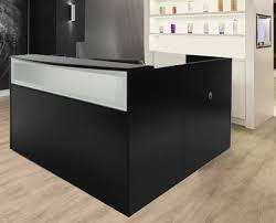 L Shape Reception Desk Salon Reception Desk