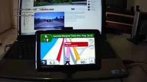 gps garmin nuvi 1490t junction view no mapa south america 2014 10