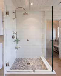 Best  White Tile Shower Ideas On Pinterest Master Shower - Bathrooms with white tile