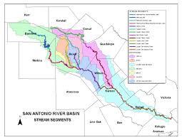 Colorado River Texas Map Sara Maps Info