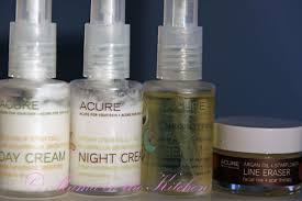 Serum Inez review acure in the kitchen