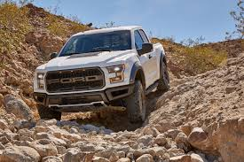 truck ford raptor video 2017 ford f 150 raptor shreds smarter with 6 new terrain