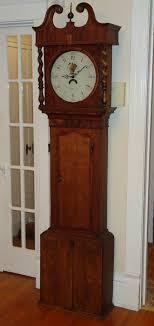 Pennsylvania travel clock images Christian bixler pennsylvania antique grandfather clock with sweep jpg