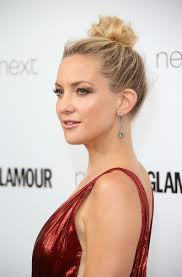 Fancy Updo Hairstyles For Long Hair by Celebrities Wear Messy Bun Hairstyles To The Glamour U K Awards