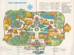 Disney World Park Maps by Disney World Map Magic Kingdom 2013 Walt Disney World Park And