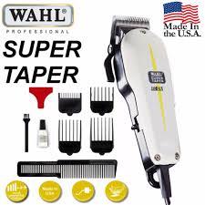 jual alat dan mesin cukur rambut perlengkapan salon jual alat pencukur rambut wahl terbaru lazada co id