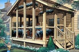 screen porch building plans 1 house plans with screened porches screened in porch plans to