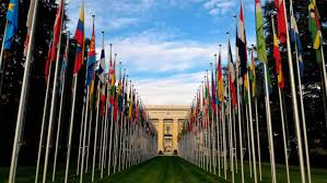 United Nation Flag How Blockchain Could Finally Unite The United Nations Altcoin Today