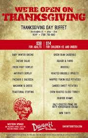 thanksgiving day at western springs davanti enoteca western