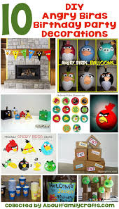 65 diy angry birds party ideas u2013 family crafts