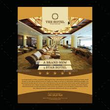 hotel flyer template by meisuseno graphicriver