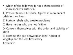 which of the following is not true about renaissance ppt video