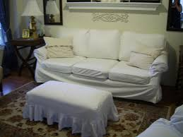 White Leather Sofa Ikea by Furniture Have Fun Changing The Look And Feel With Sofa