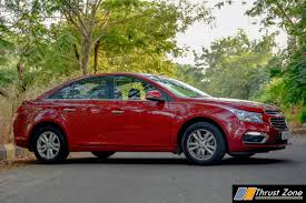 2016 chevrolet cruze automatic review road test refined menace