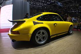 porsche ruf yellowbird when is a 911 not a 911 when it u0027s the new ruf ctr 2017 by car