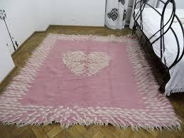 pink rug toddler room rug wedding rug handwoven rug pink