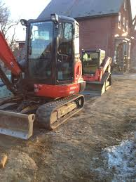 kubota svl75 lifting with ease construction pinterest