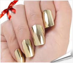 gold nail polish foil u2013 popular manicure in the us blog