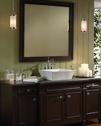bridgeport pendant by tech lighting in bathroom