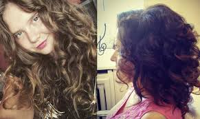 7 easy hairstyles for girls with curly hair one country