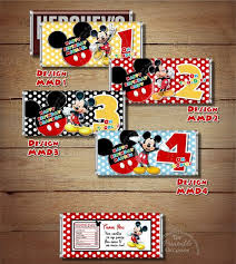 145 best mickey mouse polka dot birthday invitations u0026 party