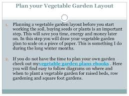 planning kitchen gardening a presentation by mr allah dad khan visit u2026