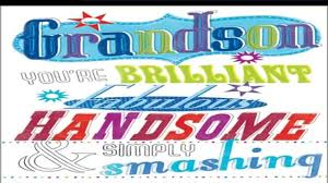 happy birthday greetings wishes to grandson birthday message