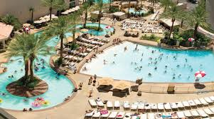 MGM Grand & Mandalay Bay Pool plex Monte Carlo Hotel & Casino