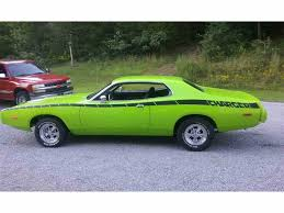 pictures of 1973 dodge charger 1973 dodge charger for sale classiccars com cc 907998