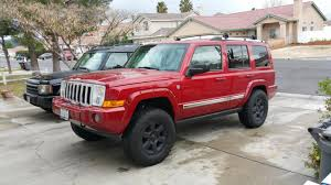 commander jeep lifted showme your lifted xk page 28 jeep commander forums jeep