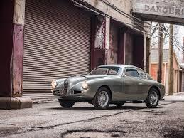 zagato alfa romeo rm sotheby u0027s 1955 alfa romeo 1900c ss coupe zagato amelia