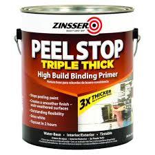 zinsser 1 gal peel stop triple thick white binding primer 260924