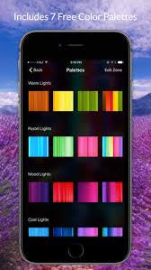 best app for hue lights palettes dynamic effects for philips hue lights on the app store