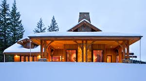 mountain chalet home plans mountain architects hendricks architecture idaho plans