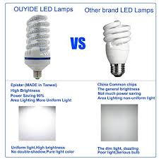 250 watt equivalent led light bulbs ouyide 250 watt equivalent a19 spiral led bulbs 30w daylight 6000k