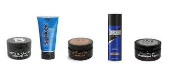 greaser hairstyle product a look at men s hair products what are your options