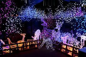 best istock 14036626 christmas lights front yard winter wonderland